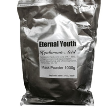 SPA Quality Hyaluronic Acid Soft Powder Face Mask Anti Aging Peel Off Facial Treatment Beauty Salon Equipment 1000g 1kg
