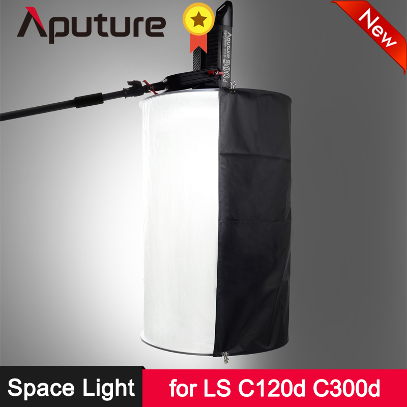 Aputure Space Light Bowens Mount Soft Box For Light Storm 120 300 Series LS C120d C300d Softbox Photography Lighting Accessories