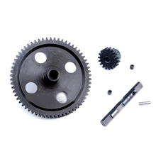 1PC Wltoys 12428-0015 Reduction Gear 0088 Motor Gear Metal G