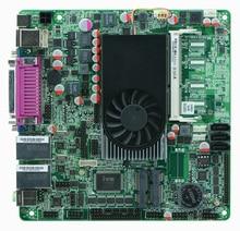 industrial motherboard 1037U 2*VGA/LVDS 2*Gigabit ITX Motherboard With 10COM
