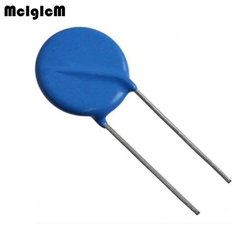 MCIGICM 10pcs Varistor 20D561K 20D471K Varistor Tvr