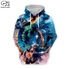 Star Wars Master 3D Print galaxy space Hoodies Mens/Women monster print long sleeve Sweatshirts casual pullover outsuit