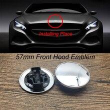1 шт. автомобильный передний капот Кепка с эмблемой Авто головка капота накладка-лейбл для B AMG AFFALTERACH