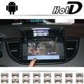 Для HONDA Для CRV CR-V RM3 RM1 RM4 MK4 2011 ~ 2016 автомобильный Мультимедийный ТВ DVD GPS Оригинальный Стиль Навигации Android Большом Экране Navi