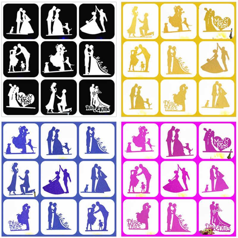 Fontes Do Partido Do Casamento Do Ouro Da Noiva E Do Noivo Do bolo Topper Bolo Topper Decoração de Capina Para Casamentos Mr Mrs Topper Do Bolo Do Casamento
