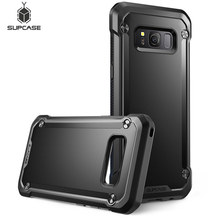 SUPCASE For Samsung Galaxy S8 Plus Unicorn Beetle Series TPU + PC Premium Hybrid Protective Case Back Cover For Galaxy S8 Plus