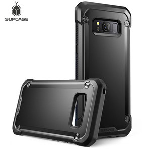 Image 1 - SUPCASE For Samsung Galaxy S8 Plus Unicorn Beetle Series TPU + PC Premium Hybrid Protective Case Back Cover For Galaxy S8 Plus