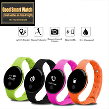 Smart Watches Sports Tracker Pedometer Life Waterproof  Bracelet Band Men Women Youth Watch H8 reloj inteligente