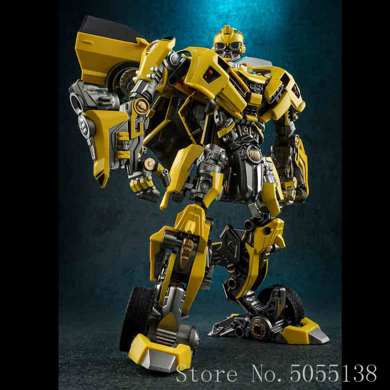 <font><b>Weijiang</b></font> Transformation War Hornet <font><b>Mpm03</b></font> MP21 Battle Blades Movie Film 5 Edition Alloy Action Figure Collection Toys image