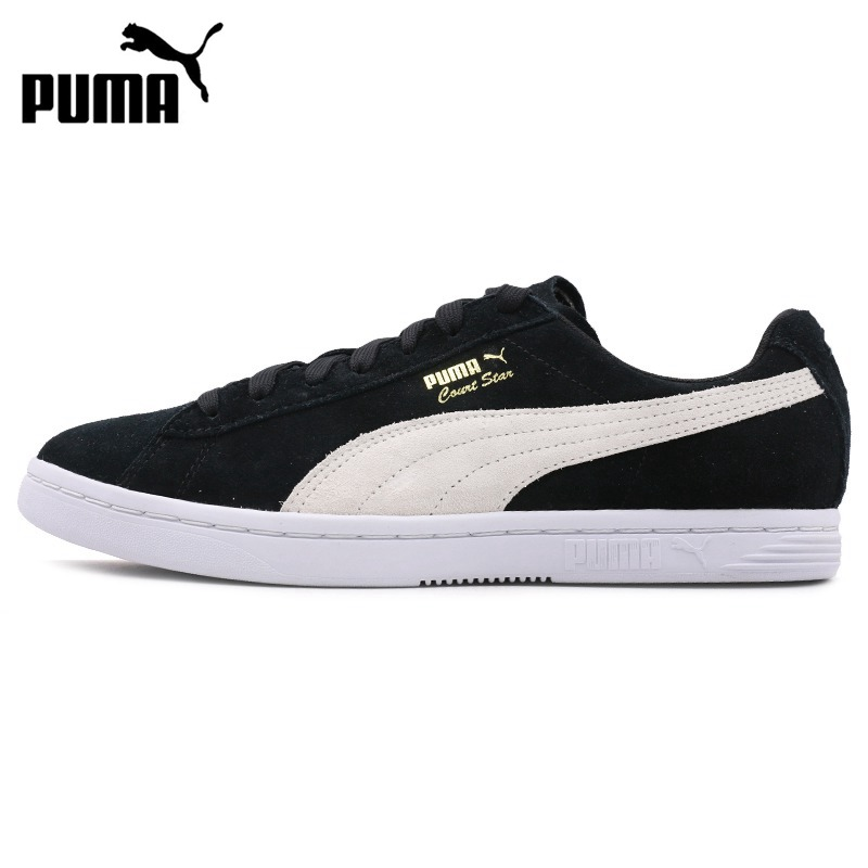 fantastische besparingen lekker goedkoop de goedkoopste US $106.47 30% OFF|Original New Arrival PUMA COURT STAR FS Unisex  Skateboarding Shoes Sneakers-in Skateboarding from Sports & Entertainment  on ...