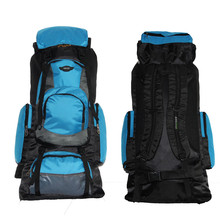 Luggag Double-shoulder 70l mountaineering bag foldable men women waterproof travel backpacks computer bags free shipping