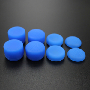 Image 5 - TingDong  8Pcs Silicone Thumb Stick Grips Cover Caps Analog Game Controller for PS4 PS3 Switch Pro Xbox one Xbox 360 for Wii Pro