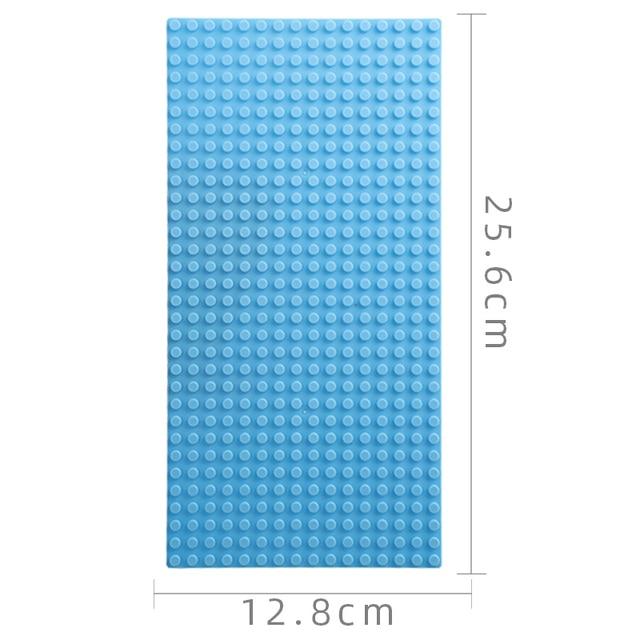 Classic Base Plates Plastic Bricks Legoing City Building Blocks Construction Toys 32*32 Dots 5