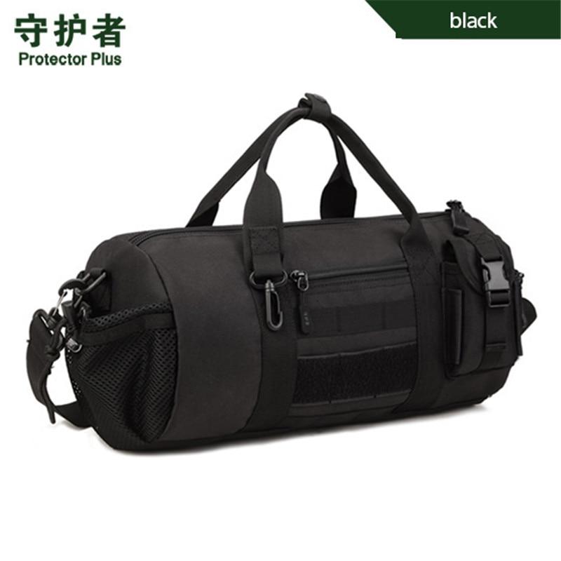 add02f7ffcc8 Best-selling high-end bag shoulder bag barrel Men s handbags canvas  messenger camouflage Fashion Recreation travel bag