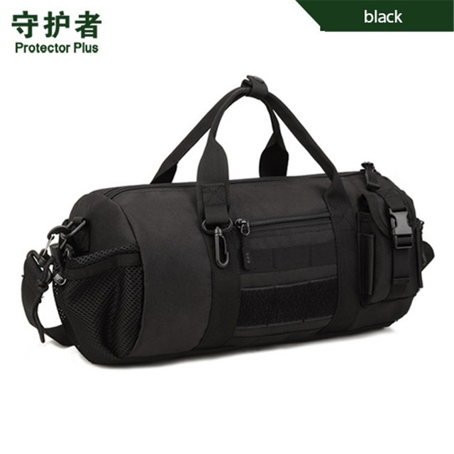 efb3927f65 Best-selling high-end bag shoulder bag barrel Men s handbags canvas  messenger camouflage Fashion Recreation travel bag