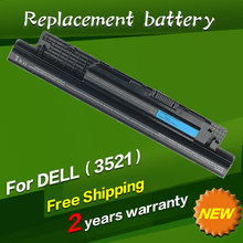 JIGU Laptop Battery G019Y MR90Y For Dell 6KP1N 2421 3449 FW1MN for Inspiron 15R 5521 17