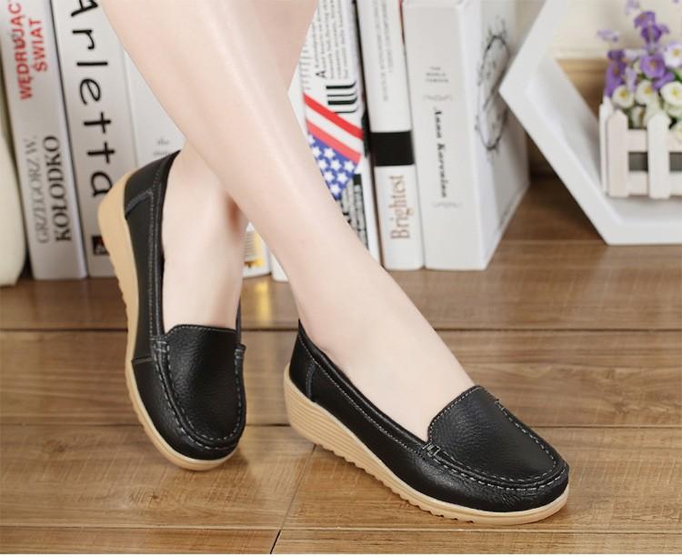 AH 987 (11) mother flats shoes