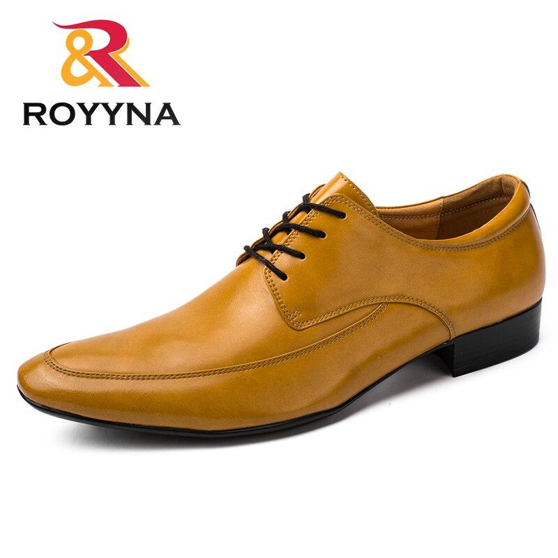 Chegada Red Rápido Sapatos Confortáveis brown Up Estilo De Frete Black Mocassins Leves Royyna Escritório earthy Microfibra Típico Yellow Nova Grátis Lace dark Homens O g8xZ5w