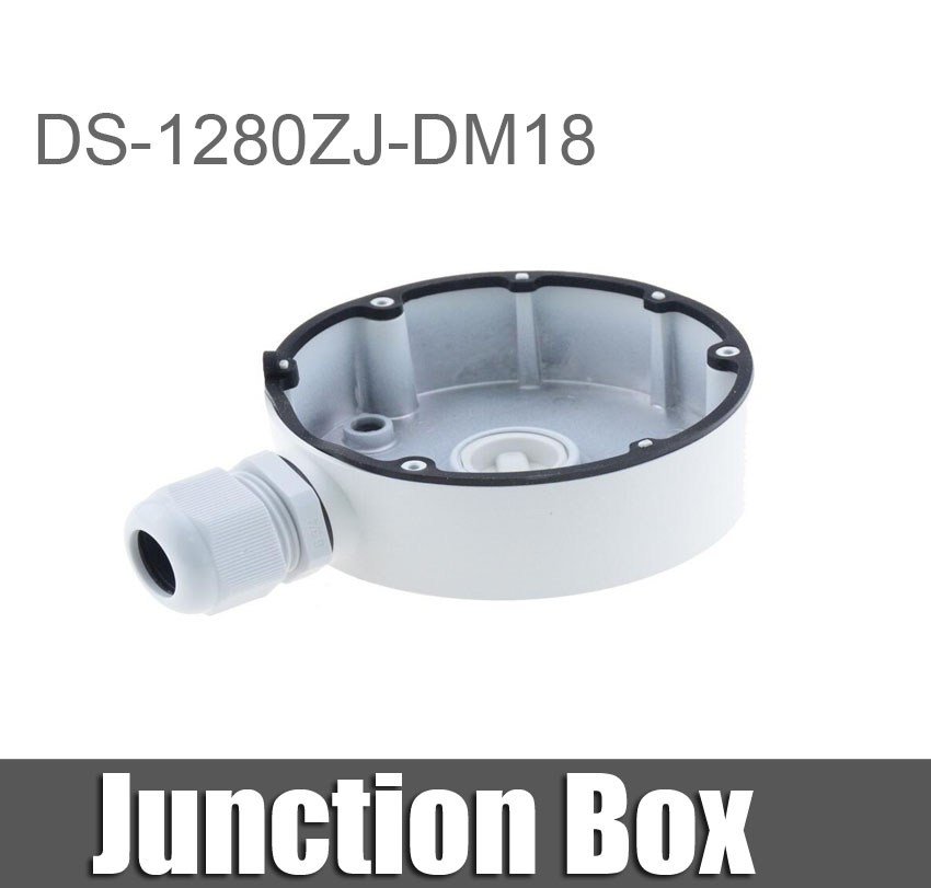 Image 2 - HIK Bracket Junction Box DS 1280ZJ DM18 Indoor Celling Mount for DS 2CD21series and DS 2CD31series-in CCTV Accessories from Security & Protection