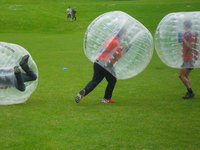 Free Shipping Wholesale Price 1.0mm TPU Best Quality Body Zorb Ball,Bubble Soccer,Inflatable Loopy Ball,Bumper Ball
