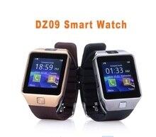 Получить скидку Fashion Smart Watch DZ09 Sim Watch Smartwatch Support TF Card Bluetooth Smart Clock GSM Call Standard Bluetooth