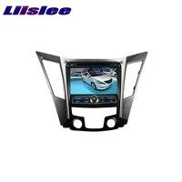 Для Hyundai Sonata i40 i45 YF 2016 ~ 2017 liislee мультимедиа ТВ DVD GPS аудио hi-fi Радио оригинальный Стиль навигации расширенный Navi