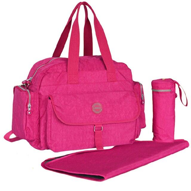 Bolsa Maternidade Baby Diaper Bags Baby Nappy Bag Travel Mummy Maternity Bags Ladies Handbag Messenger Bags Tote