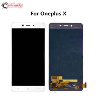 For OnePlus X LCD Display Touch Screen Digitizer Assembly Replacement Glass Panel For One Plus X