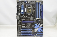 Used ASUS Motherboard P7H55 Intel H55 Socket LGA 1156 I3 I5 I7 DDR3 16G SATA3 USB3