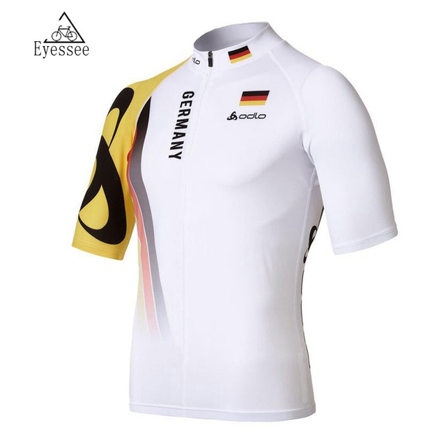 2018 German Cycling Jersey mtb Bike Jersey Men Pro team Shirt Bicycle  Clothing Maillot Ropa Ciclismo riding Clothes 11 style 101bfc834