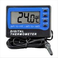 TM803 Fridge Refrigerator Freezer Digital Alarm Thermometer Temperature Meter Temperature Instruments