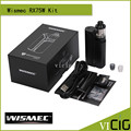 100% Original Wismec Reuleaux RX75 Starter Kit with TC 75W Reuleaux RX75 Box Mod and 2ml Amor Mini Atomizer