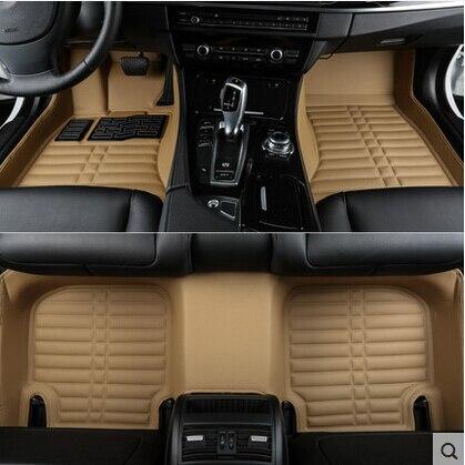 Bonne qualité! personnalisé spécial tapis de sol pour Mercedes Benz ML 350 W164 2011-2006 étanche tapis pour ML350 2008, Livraison gratuite