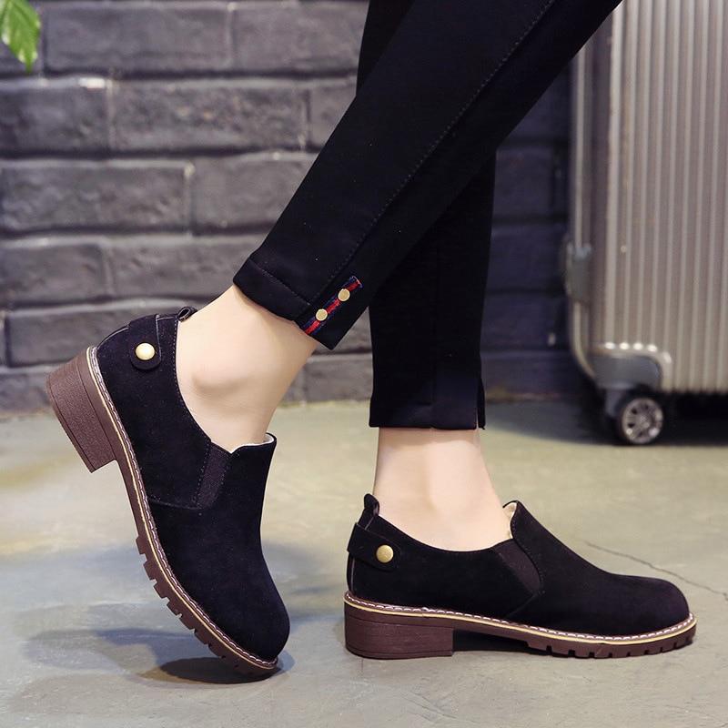 d453f6df04b9a7 Automne Et New Coréenne Femmes Martin D'hiver De Courtes Couleur Femmes  Étudiants Chaussures Bottes Casual ...