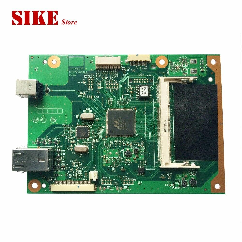 Logic hauptplatine verwendung für hp laserjet p2055dn p2055n 2055dn 2055n formatierungskarte cc528-60001...