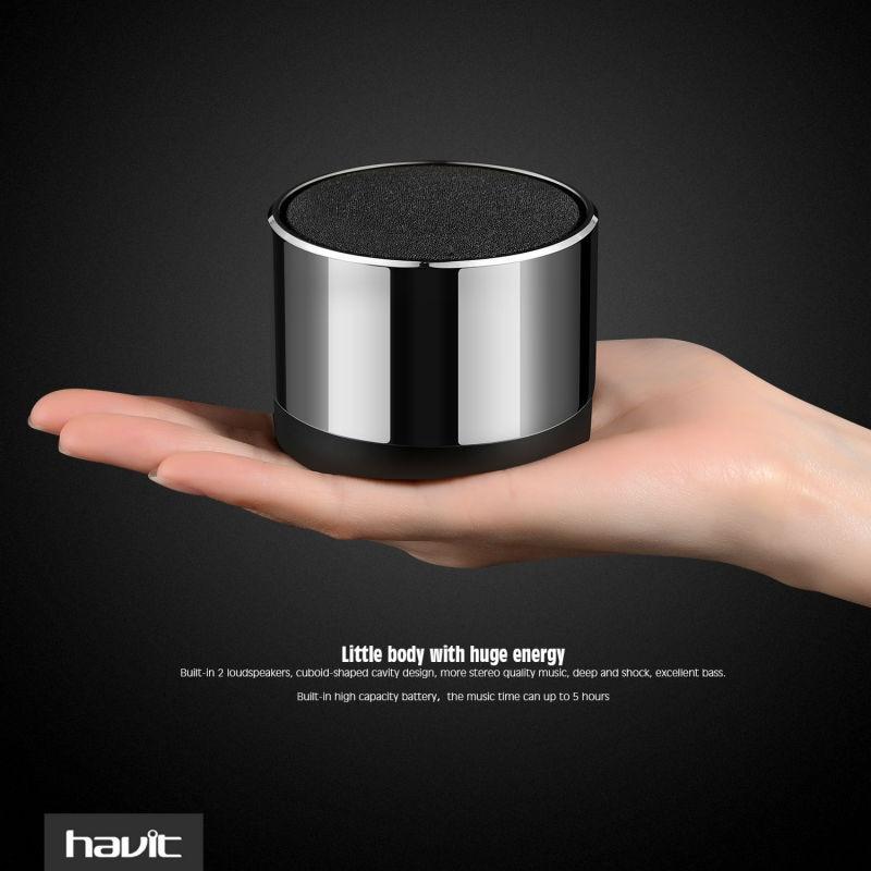 Αποκλειστικός M10 Mini Desktop Ηχείο Bluetooth - Φορητό ήχο και βίντεο - Φωτογραφία 3