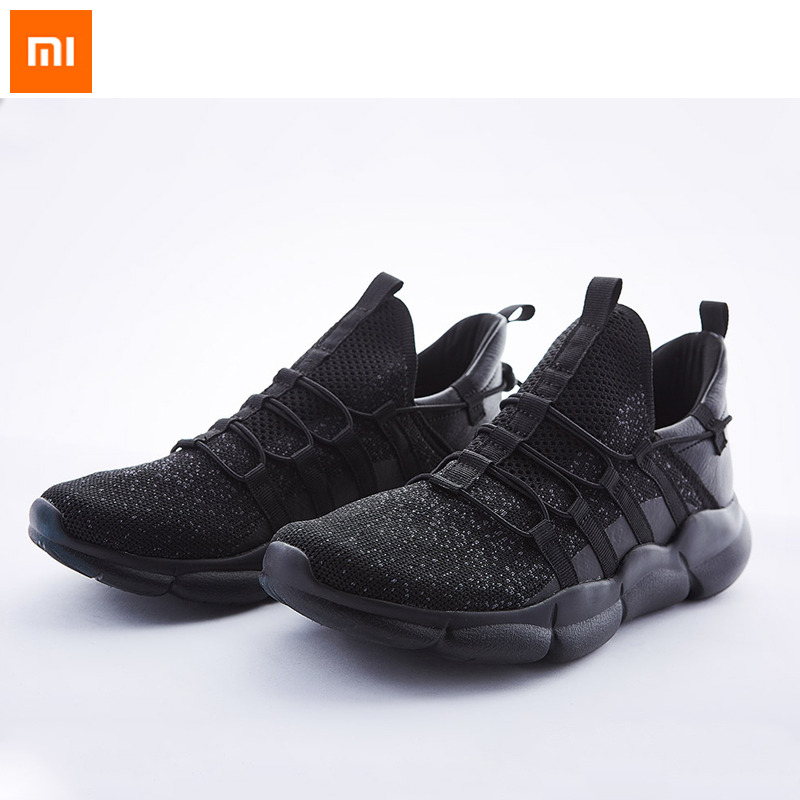 Xiaomi Mijia Youpin Uleemark Trendy flying woven casual shoes Polymer sole Perspiration and ventilation Slow shock anti-slidXiaomi Mijia Youpin Uleemark Trendy flying woven casual shoes Polymer sole Perspiration and ventilation Slow shock anti-slid