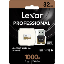 Get more info on the NEW!!! 1000X 150MB/s Lexar 32GB 64GB 128GB 256GB Micro SD SDHC SDXC Card U3 TF Card v60 150MB/s C10 Memory Card With Card Reader