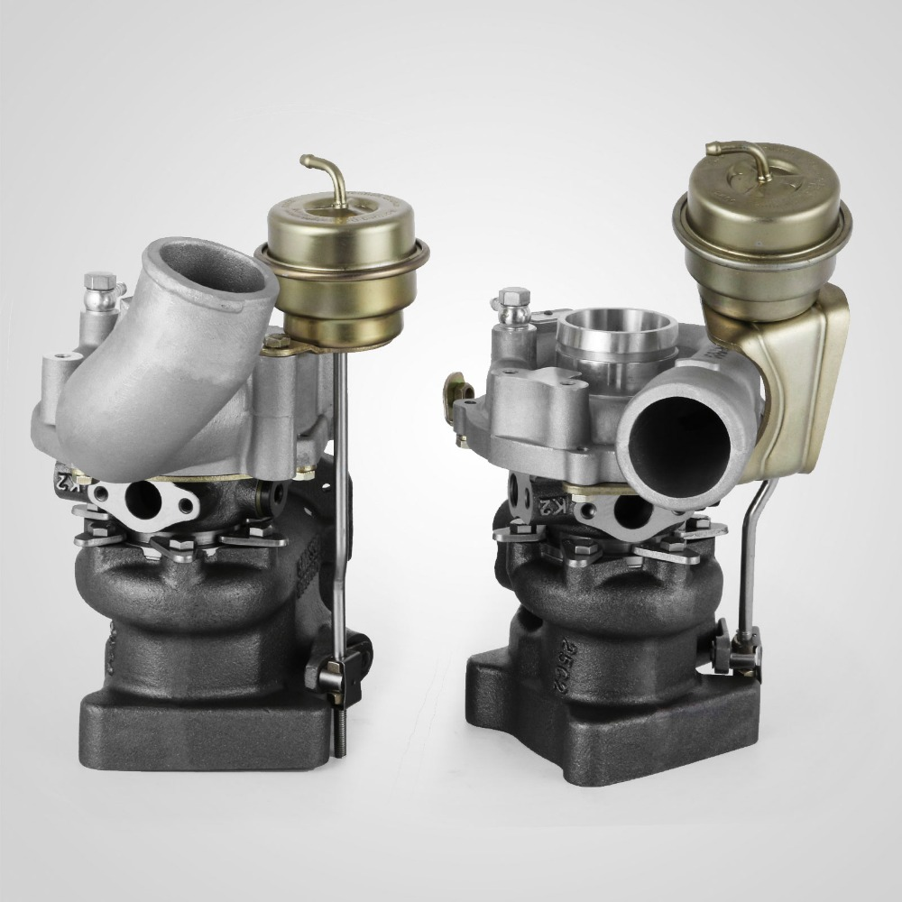 Xinyuchen Turbocompressore per Audi RS4 S4 A6 Allroad Quattro 2.7L K04-025 K04-026 Turbo Turbocharger Paio