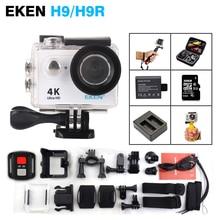 4 К 25fps sj wi-fi 7000 оригинал h9 h9r 1080 P ultra hd mi yi экен pro видео спорт камеры go 4 видеокамеры hero h9 действие камеры cam