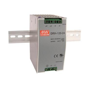 meanwell power supply DRH-120 120W Single Output Industrial DIN RAIL Power Supply