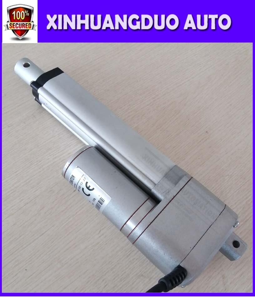 Excellent! 12V/24V300mm/ 12 inch stroke1500N / 15KG load linear actuator Linear motor potentiometer