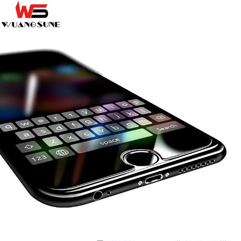 ป้องกันแก้วบนiPhone 5วินาที6 7 8 9 H 2.5Dอัลตร้าบางระเบิดกระจกหน้าจอป้องกันสำหรับiphone 5 5C SE
