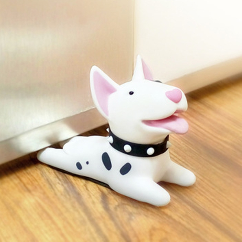 Cute Cartoon Animal Door Stoppers Bulldog Cat Shape Children Safety AccessoriesCute Cartoon Animal Door Stoppers Bulldog Cat Shape Children Safety Accessories