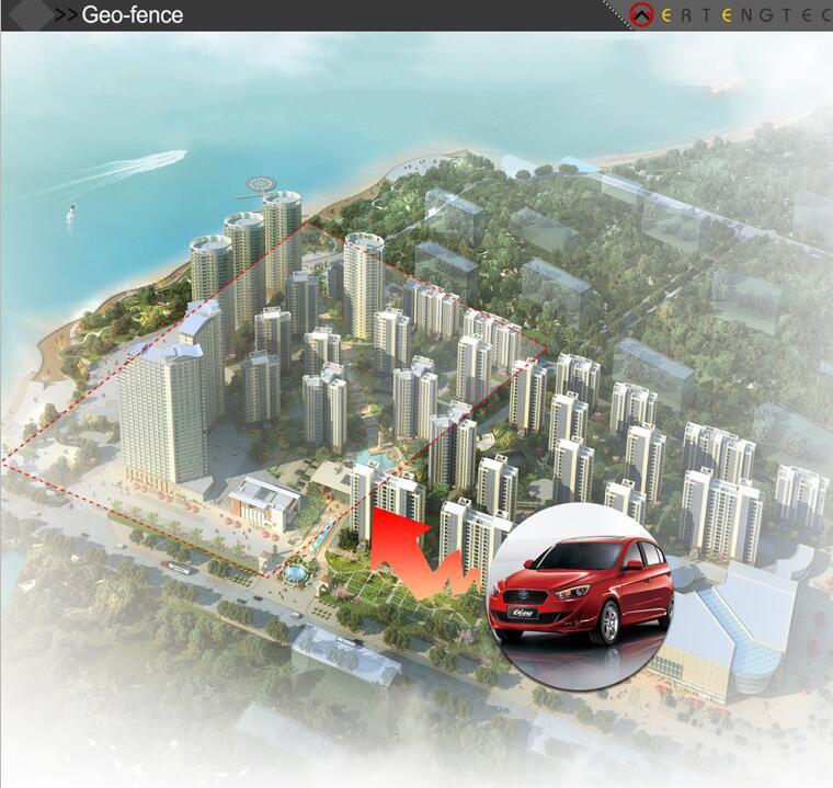 985 GPS Tracker voiture
