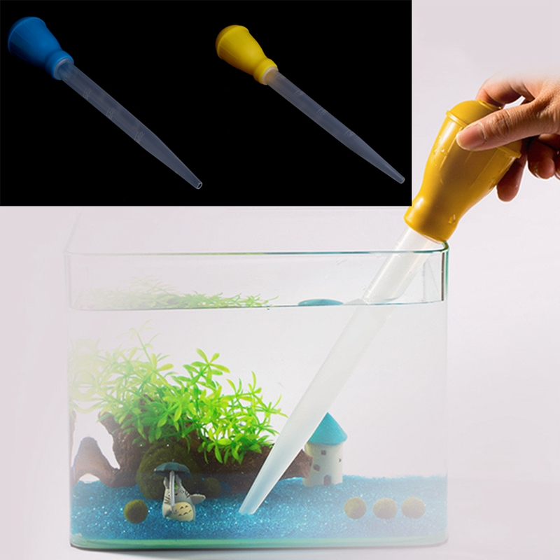 Aquarium Submersible Glass Thermometer with Suction