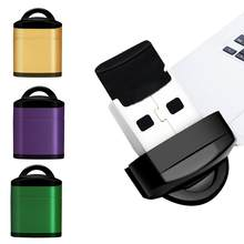 Mini USB3.0 SD Card Reader TF Mobile Phone Memory Cards Readers Smart OTG Card Reading(China)