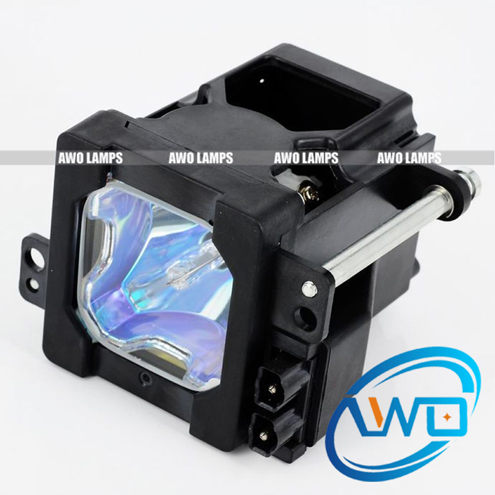 AWO TS-CL110UAA Compatible Projector Lamp with Housing for JVC HD-52FA97/HD-52G456/HD-52G566/HD-52G576/HD-52G586TV Lamps brand new original tv lamp ts cl110u for hd 52fa97 hd 52g456 hd 52g566 hd 52g576