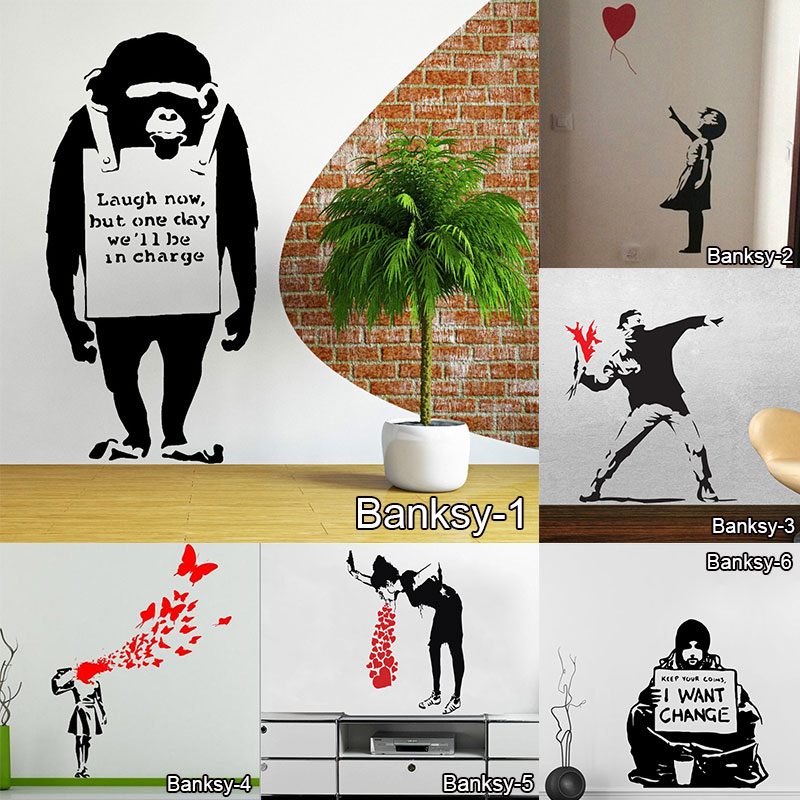 online kaufen gro handel banksy m dchen rot ballon aus china banksy m dchen rot ballon. Black Bedroom Furniture Sets. Home Design Ideas