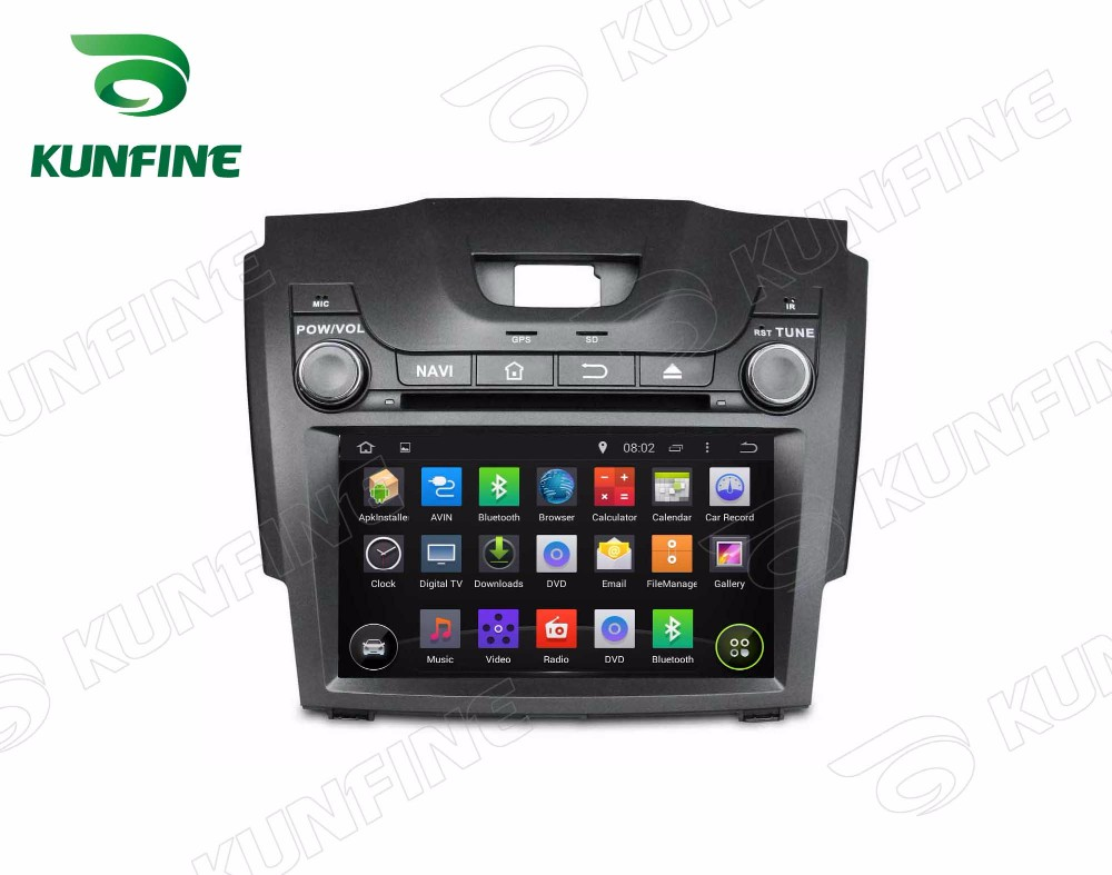 Car dvd GPS Navigation player for S10 2013 7 inch D